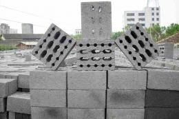 水泥砖厂房